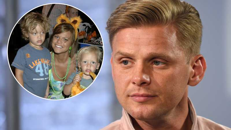 Jeff Brazier: 'Jade Goody's anniversary stirs up so much in the boys'