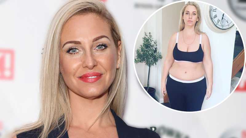 Josie Gibson: 'I've lost over 2st and got my confidence back'