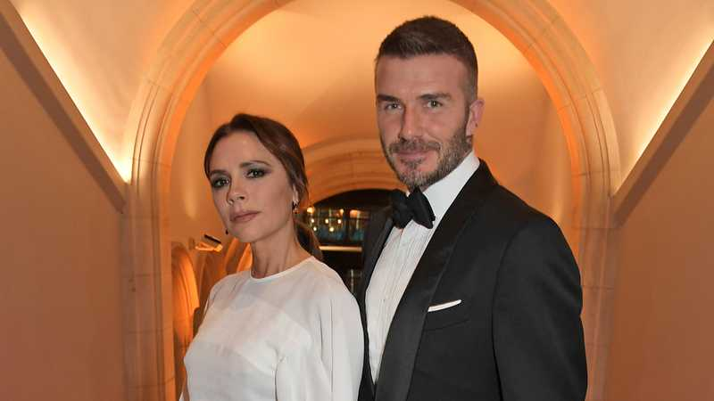 Victoria Beckham tells David Beckham: 'Start acting like a married man'